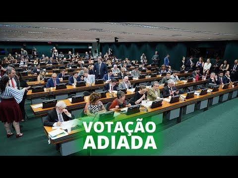 Votação da PEC  2ª instância fica para próxima semana - 12/11/19