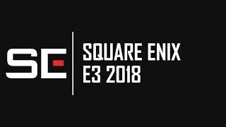 Square Enix у виконанні PlayUA   E3 2018