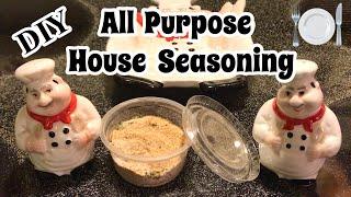 Homemade Seasoning Blends ~ My DIY Seasoning