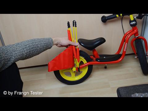 234 - Fahrrad Sicherheitswimpel - von Karl Drais