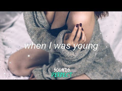 MØ - When I Was Young (Lyrics / Lyric Video)