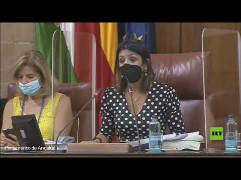 شاهد ..فأر يُشتت شمل برلمانيين أثناء جلسة البرلمان