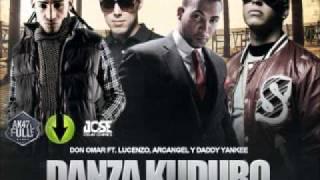 Don Omar Ft Lucenzo Daddy Yankee Arcangel - Danza Kuduro Remix REGGAETON 2011