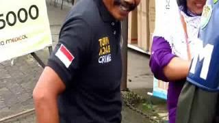 AWAS   POLISI MILITER RAZIA ATRIBUT MILITER DAN ANGGOTA TNI NAKAL