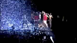 Steve Fatone Dancing with Christina Aguilera