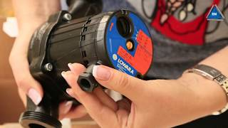 Циркуляционный насос Lowara TLC 25-6L от компании ПКФ «Электромотор» - видео 1