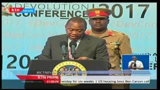 Annual Devolution Conference kicks off as most senators skip session