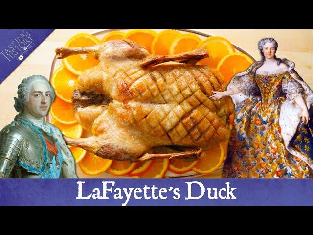הגיית וידאו של LaFayette בשנת אנגלית