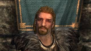 """Краткая история персонажа из игры The Elder Scrolls V Skyrim #1 """"Ульфрик Буревестник"""""""