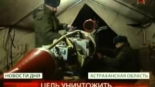 Ночные стрельбы ЗРК С-300. Военная техника