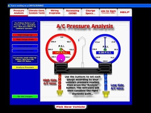 mp4 Automotive Hvac Pressure Diagnostics Software, download Automotive Hvac Pressure Diagnostics Software video klip Automotive Hvac Pressure Diagnostics Software