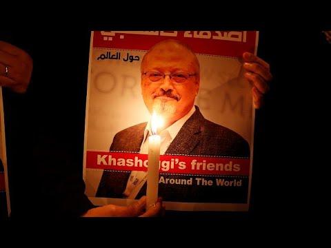 Ο Τζαμάλ Κασόγκι στραγγαλίστηκε σύμφωνα με τον Τούρκο Εισαγγελέα…