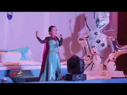 Princess Joy Piano Orpiano - Frozen (Let It Go) Performance - fullversion 7TH Birthday