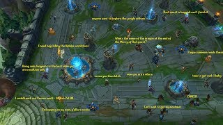 If League of Legends Was an MMO