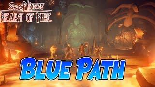 Heart Of Fire Gameplay Walkthough - Blue Door Path