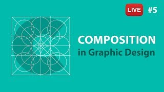 Compositional Techniques For Graphic Designers - LIVE Stream #5