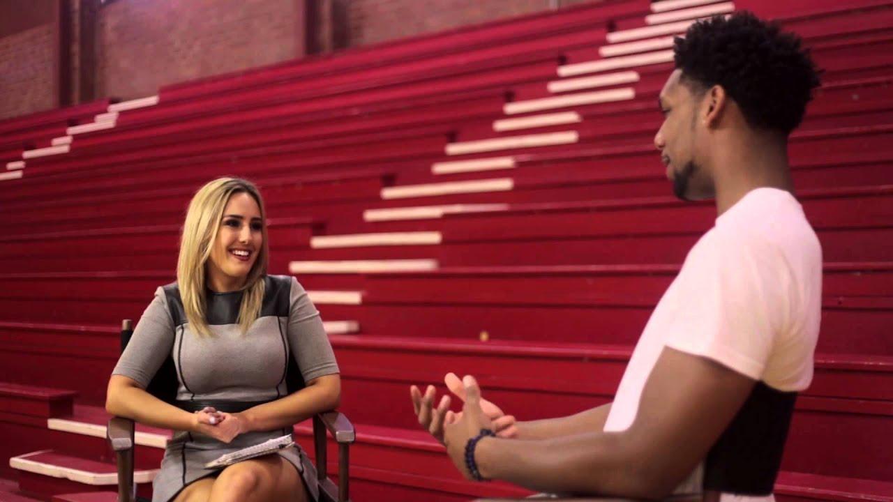 Jahlil Okafor (NBA Professional Athlete) Interview