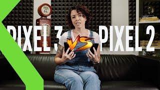 Pixel 3 XL vs Pixel 2 XL: A PRUEBA la evolución de su cámara