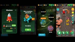 Homo Evolution: Human Origins ALL creature 52 in one movie Gameplay Android IOS