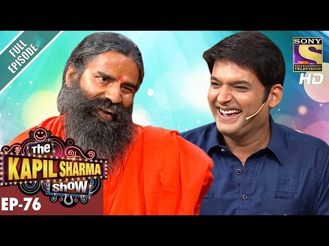 The Kapil Sharma Show - दी कपिल शर्मा शो- Ep-76-Baba Ramdev In Kapil's Show–22nd Jan 2017