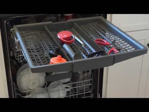 Bosch 800 series dishwasher