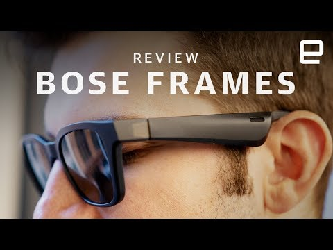 External Review Video FVNWEi616Og for Bose Frames (Alto, Rondo) Audio Augmented Reality Sunglasses