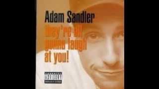 Adam sandler: My little chicken (FUNNY)