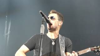 "Eric Church ""How Bout' You"" Live @ Barclay's Center"