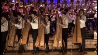 Selección De Música Paraguaya - Orq. Filarmónica Sonidos De La Tierra Con Arpas Paraguayas