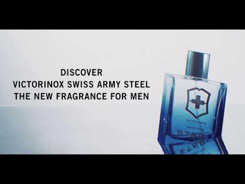 Eau de Toilette Swiss Army Steel