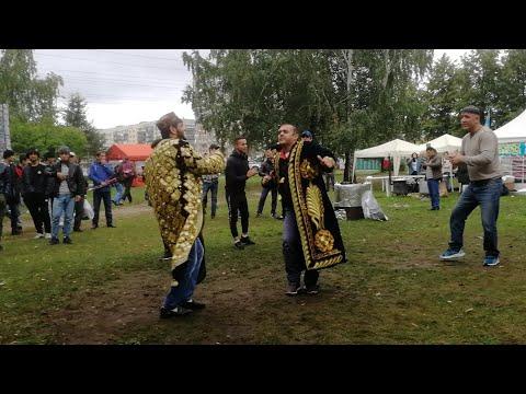 Раксои девона дар шахри Екатеринбург