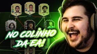 SENTEI E REBOLEI NO COLO DA EA! DRAFT FIFA 20 Ultimate Team