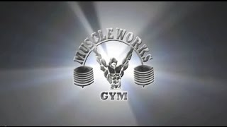 preview picture of video 'Athletes working out at Muscleworks Gym Bethnal Green London.'