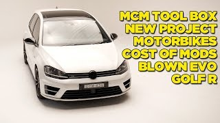 Golf R: Cost Of Mods  MCM TOOL BOX  New Project  Motorbike Mods