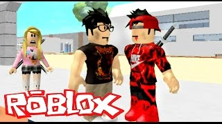 THEY BOTH LIKE THE SAME GIRL?!? | Roblox Roleplay