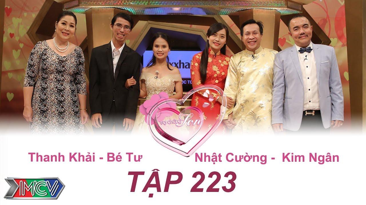 VỢ CHỒNG SON | VCS #223 UNCUT| Vợ tố chồng gian xảo - Cặp đôi quyết giữ 'vòng lễ giáo' tận ngày cưới