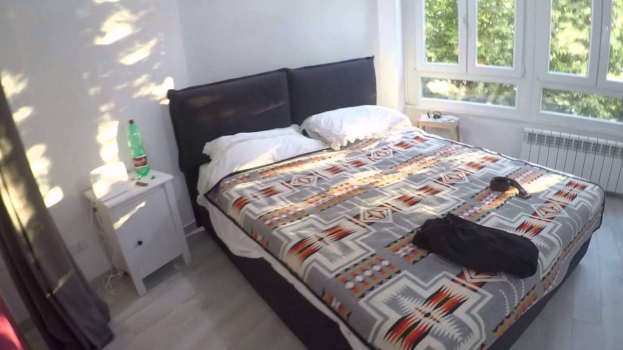 Modern studio apartment for rent in Trastevere
