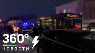 Сотрудников аэропорта Ханты-Мансийска частично эвакуировали