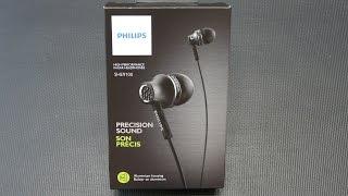 Philips SHE9100 In-Ear-Kopfhörer [Vorstellung/Unboxing]
