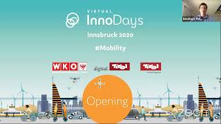 InnoDays #Mobility Opening
