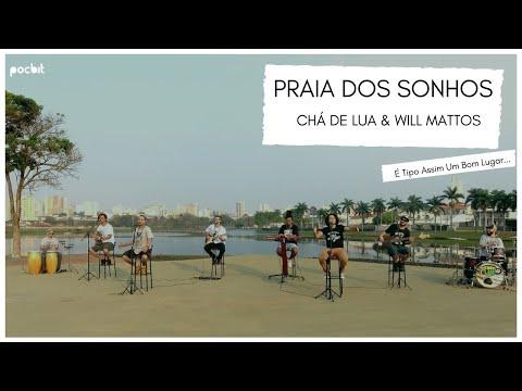 Banda Chá de Lua gravou o videoclipe de sua nova música no anfiteatro da Represa