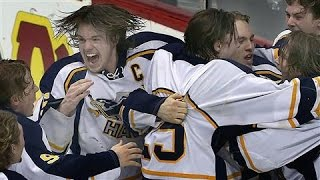 'Hockey Hair' Videos Boost Minnesota High-School Tournament