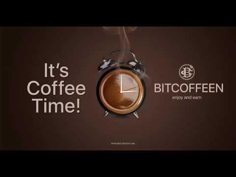 #Bitcoffeen - лучшее сочетание кофе и блокчейна.
