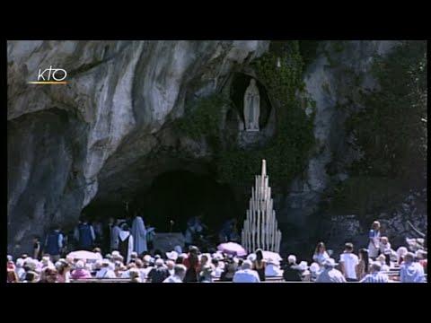 Chapelet à Lourdes du 12 juillet 2019