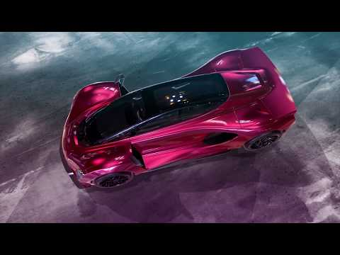 Plans to 3D print cars