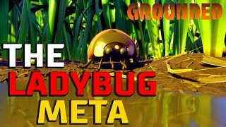LADYBUGS ARE OP | How To Kill Everything | Grounded | Tips And Tricks