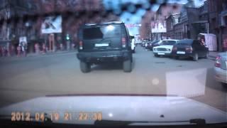 Случаи на дорогах Владикавказа