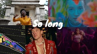 So Long Mashup (Diplo Ft.Cam) With Tove Lo, Sigrid, Lil Nas X, Billy Ray Cyrus
