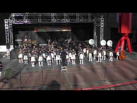 20181021京都駅ビルコンサート【上京中学校吹奏楽部】