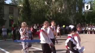 Последний звонок прозвучал для более 6 тысяч школьников Рыбницкого района